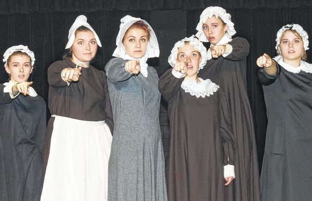 choosing between life and morality in the crucible by arthur miller The crucible by arthur miller  self-preservation is a stronger force than morality  to witchcraft and accuses many other women in salem to save her own life.