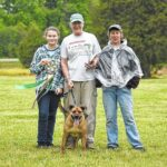 Camp geared towards dogs and owners