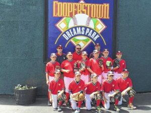 Carolina Chargers place in top 50 at national tournament
