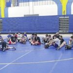 South Stokes wrestling team travels to PA for camp