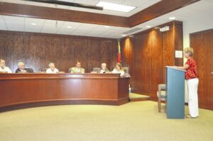 Commissioners vote to keep school employee supplements