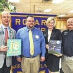 The Rotary Club of King Kicks Off A New Year
