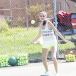 South Stokes girls tennis works hard to overcome obstancles