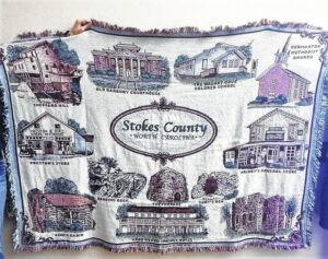 Historical blankets for sale through Humane Society