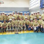 South Stokes JROTC honored