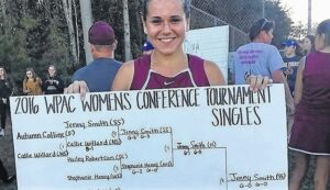 South Stokes tennis finishes strong
