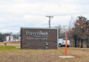 Forsyth Tech Holds Ribbon-Cutting for New Stokes County Center