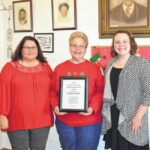 Senior Center names volunteer of the year