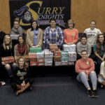 Giving back to less fortunate a tradition for Surry softball