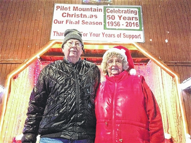 The Stokes News | Pilot Christmas Lights come to an end