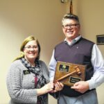 Chamber recognizes new board members, names Spirit of the Chamber award