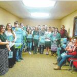 Teens attend Right Decision program