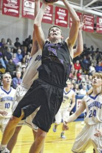 West Stokes comes up short in tournament
