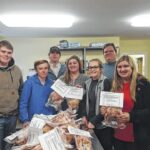 South Stokes FFA completes Supervised Agriculture Experience project