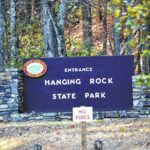 Hiker injured after falling at Hanging Rock