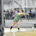 Athletes compete in state track meet