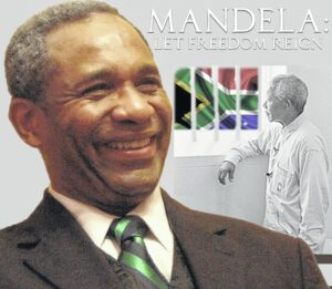 Mandela: Let Freedom Reign coming to The Arts Place of Stokes