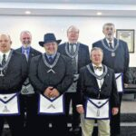 Masonic names 2017 officers