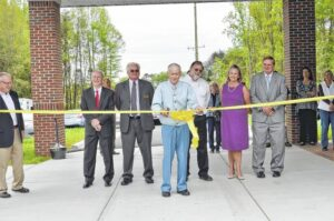 Pine Hall Community Campus unveiled