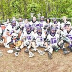 West Stokes lacrosse closing in on conference championship