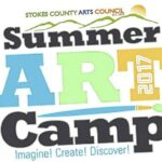 Now enrolling for the 2017 Kids Summer Art Camps