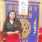 Rotary Club of King recognizes notable students