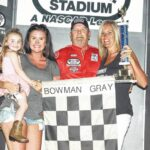 Brown and Clifton make their return at Bowman Gray