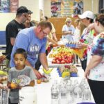 Little Folks Festival and Healthy Kids Day held on Saturday