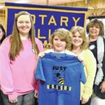 Chestnut Grove Middle School student designs shirt to conclude character education program