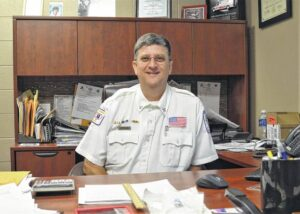 Stokes County EMS Director retires