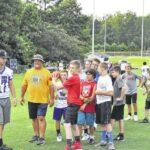 Wildcats hold annual football camp