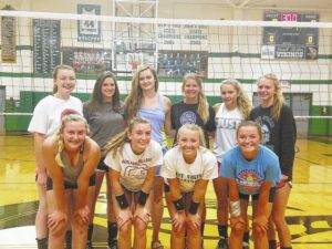 North Stokes volleyball looking for success