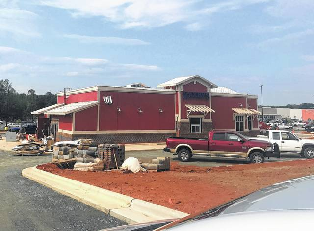 The Stokes News | Zaxby's prepares to spread its wings in King