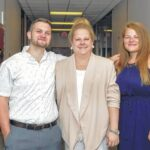 Forsyth Technical Community College students receive scholarships from the National Science Foundation