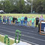 North Stokes recognizes track state champions