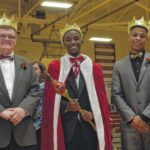 Saura Sweetheart Court winners