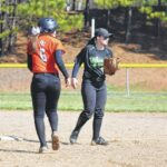 Lady Vikings step up to the plate