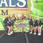 West Stokes cheer wins Nationals