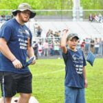 Annual Special Olympics held at West Stokes