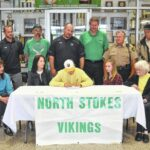 Vaden signs to play baseball at Pfeiffer
