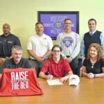Moore signs to Belmont Abbey