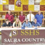 Carter signs with Surry