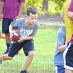 South football players investing in young athletes