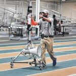King steps down from track program
