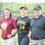 Softball players earn all-state