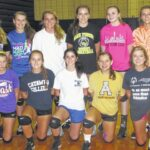 West Stokes volleyball ready for season