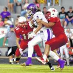 West Stokes exploits Cardinals in victory