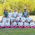 Southeastern Middle girls soccer team wins conference