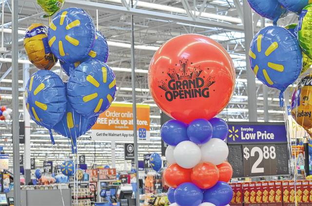 the stokes news king walmart supercenter opens march 15