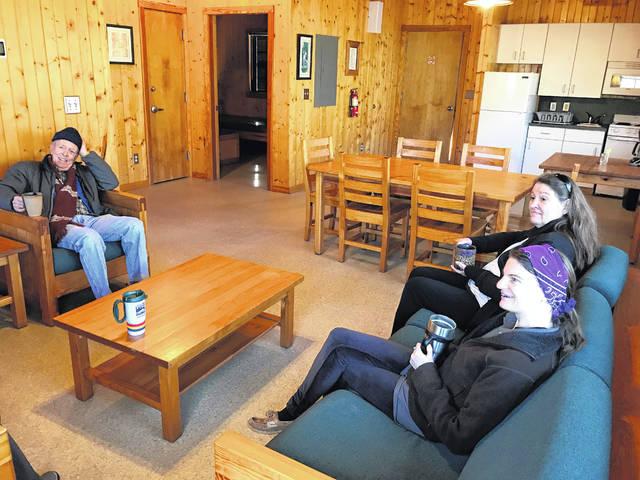 The Stokes News | Students Provide Artwork For Cabins At Hanging Rock State  Park